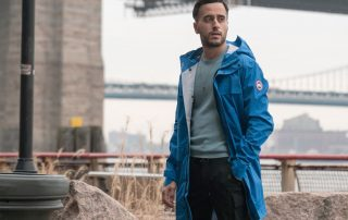 Facing Unpredictable Weather With Canada Goose Spring 2020 - Channer's London