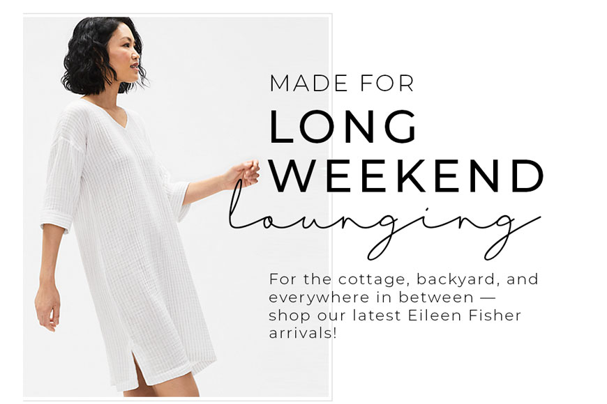 Made For Long Weekend Lounging