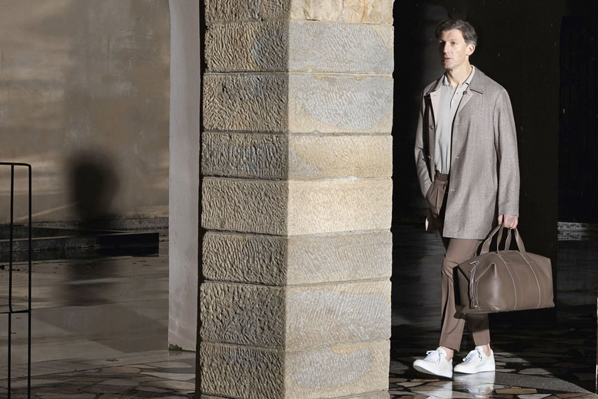 Inspiring A New Way Of Living With Corneliani Summer 2020 - Channer's London