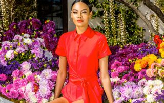 The Perfect Look For A Red Hot Summer From Alice+Olivia - Channer's London