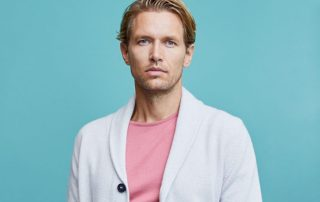Time For Cooler Temperatures With John Smedley - Channer's London