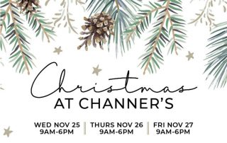 Christmas At Channer's - Channer's London