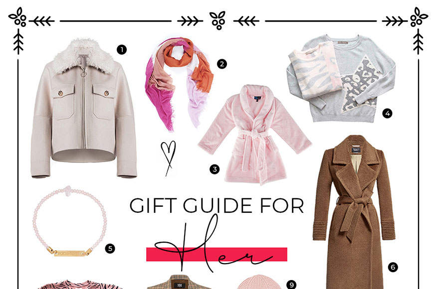 Gift Guide For Her - Channer's London