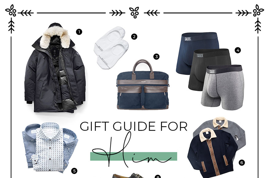 Gift Guide For Him - Channer's London