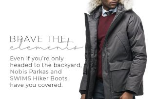 Brave The Elements