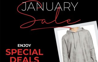January Sale - Channer's London