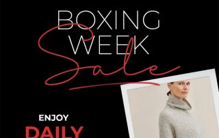 Boxing Week Sale - Channer's London