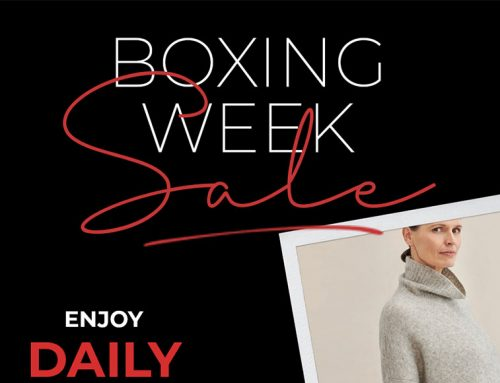 Boxing Week Sale Continues