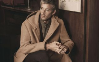 Taking On Foul Weather With Great Looks From Corneliani - Channer's London