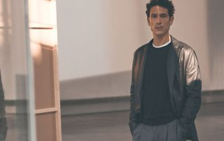 Milder Weather Is For Pal Zileri - Pace Men's Collection Toronto