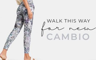 Walk This Way For New Cambio