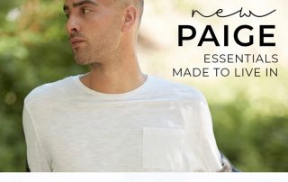 New Paige - Essentials Made To Live In - Channer's London