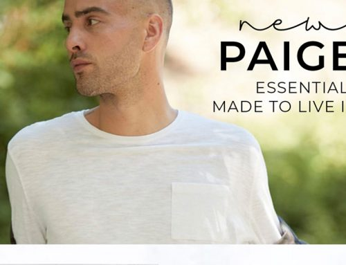New Paige – Essentials Made To Live In