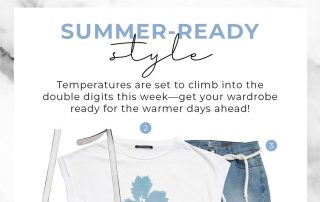 Summer-Ready Style - Channer's London
