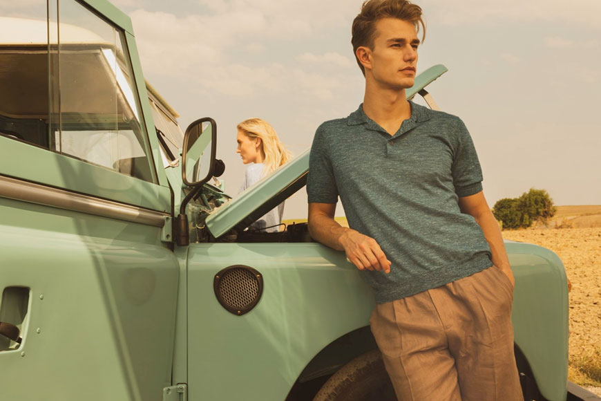 It's Finally Time To Sport That Summer Look From Gran Sasso - Channer's London
