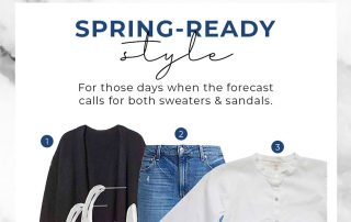 Spring Ready Style - Channer's London
