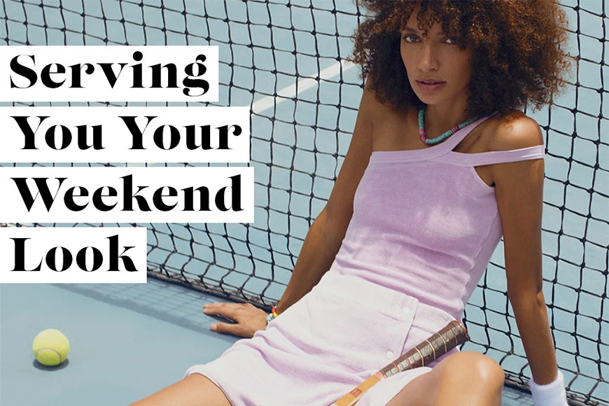Serving You Your Weekend Look - Channer's London